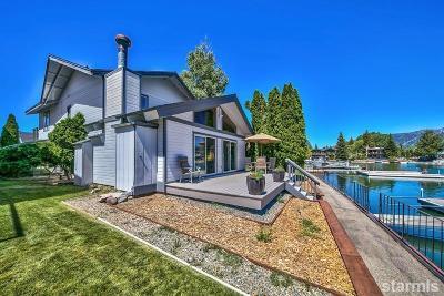 South Lake Tahoe Single Family Home For Sale: 2016 Garmish Court