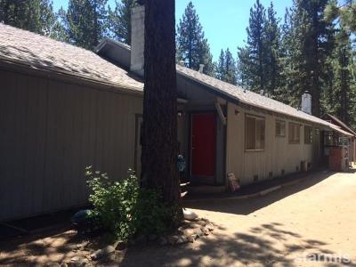 South Lake Tahoe CA Multi Family Home For Sale: $434,000