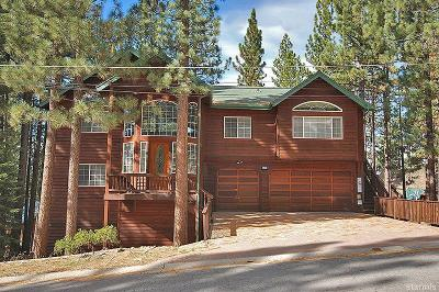 South Lake Tahoe Single Family Home For Sale: 2480 Lupine Trail