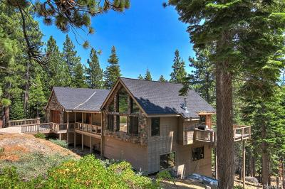 South Lake Tahoe Single Family Home For Sale: 2085 Pooewin Street