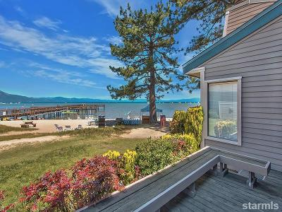 South Lake Tahoe Condo/Townhouse For Sale: 3535 Lake Tahoe Boulevard #620