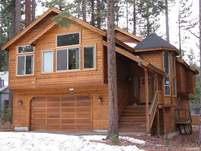 South Lake Tahoe Single Family Home For Sale: 3488 April Drive