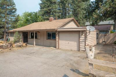 Bijou Pines Single Family Home For Sale: 1677 Glenwood Way