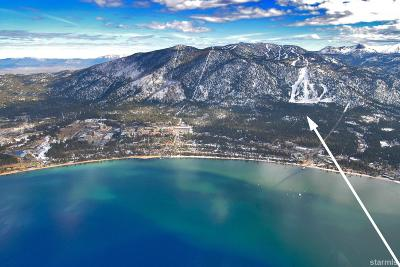 South Lake Tahoe Residential Lots & Land For Sale: 1390 Wildwood Avenue