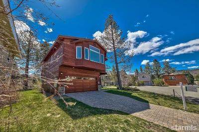 South Lake Tahoe Single Family Home For Sale: 1934 Marconi Way