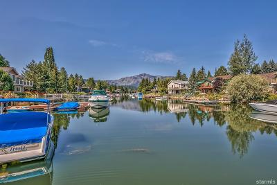 South Lake Tahoe CA Single Family Home For Sale: $895,000