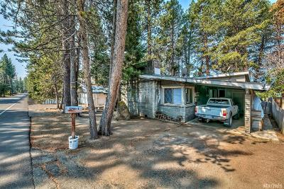 South Lake Tahoe CA Multi Family Home For Sale: $420,000