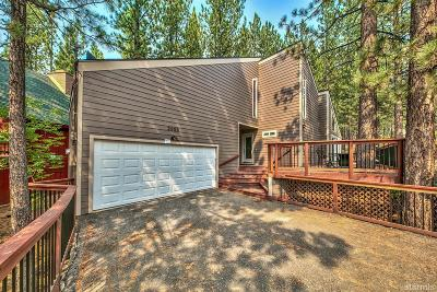 South Lake Tahoe Single Family Home For Sale: 2208 Toiyabe Trail