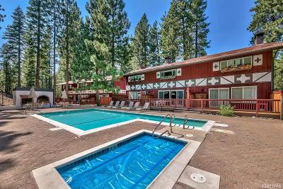 South Lake Tahoe CA Condo/Townhouse For Sale: $349,900