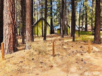 South Lake Tahoe Residential Lots & Land For Sale: 3713 Tamarack Avenue
