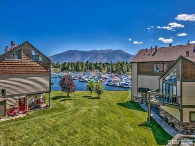 Single Family Home For Sale: 555 Tahoe Keys Boulevard #7