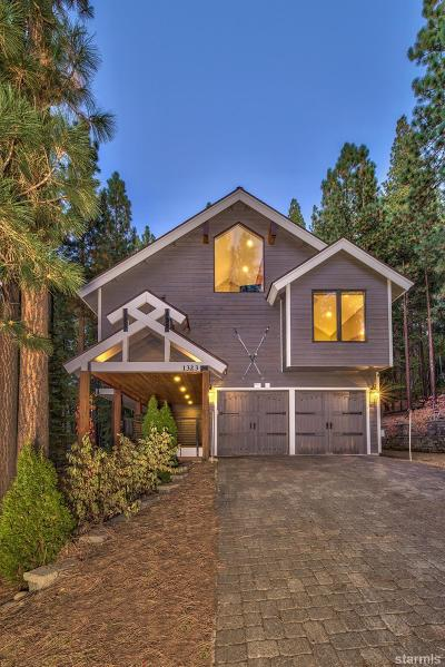 South Lake Tahoe Single Family Home For Sale: 1323 Keller Road