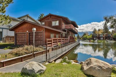 South Lake Tahoe Single Family Home For Sale: 539 Christie Drive