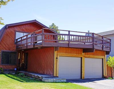 South Lake Tahoe Single Family Home For Sale: 629 Alpine Drive