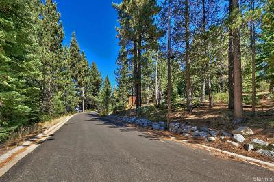 South Lake Tahoe Residential Lots & Land For Sale: 1631 Hekpa Drive