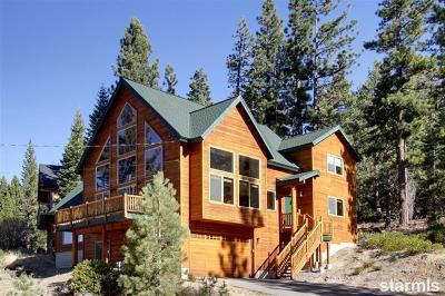 South Lake Tahoe Single Family Home For Sale: 949 Muskwaki Drive