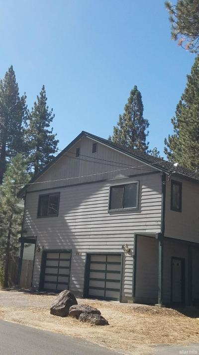 South Lake Tahoe CA Multi Family Home For Sale: $698,000