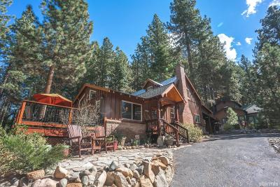 South Lake Tahoe Multi Family Home For Sale: 3588 Mackedie Way