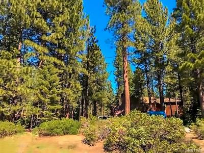 South Lake Tahoe Residential Lots & Land For Sale: 1152 Watson