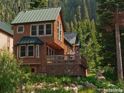 South Lake Tahoe Single Family Home For Sale: 391 Fallen Leaf Road