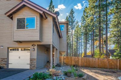 South Lake Tahoe Condo/Townhouse For Sale: 2281 Eloise Avenue