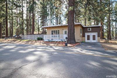 South Lake Tahoe Multi Family Home For Sale: 1231 Heather Lake Road