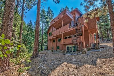 South Lake Tahoe Single Family Home For Sale: 3717 Regina Road