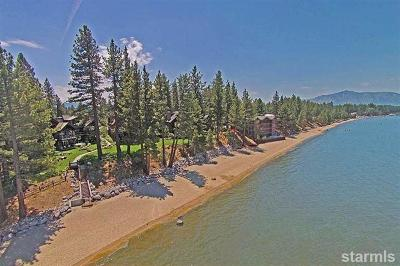 South Lake Tahoe Condo/Townhouse For Sale: 3371 Lake Tahoe Boulevard #13