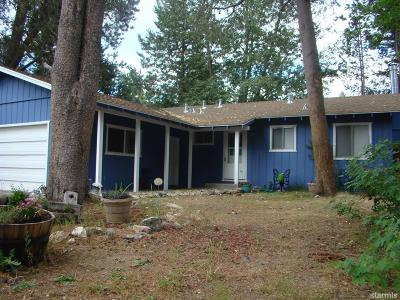 South Lake Tahoe Single Family Home For Sale: 2332 Washington Avenue