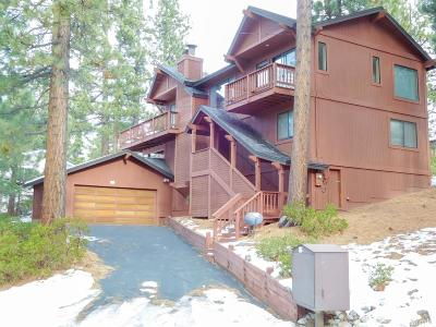 South Lake Tahoe Single Family Home For Sale: 2316 Del Norte Street
