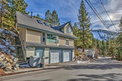 Single Family Home For Sale: 3970 Saddle Road