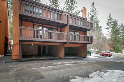 South Lake Tahoe CA Single Family Home For Sale: $384,500