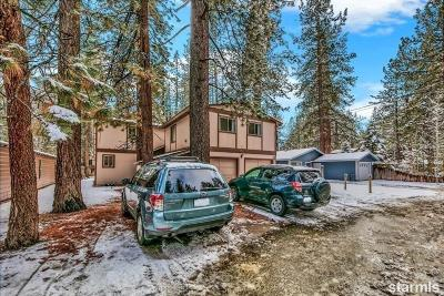 South Lake Tahoe CA Multi Family Home For Sale: $449,000