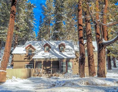Single Family Home For Sale: 486 Kingsbury Grade