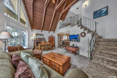 South Lake Tahoe Single Family Home For Sale: 1494 Murietta Drive