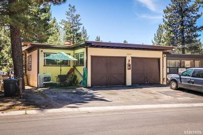 South Lake Tahoe Multi Family Home For Sale: 3839 Pentagon Drive