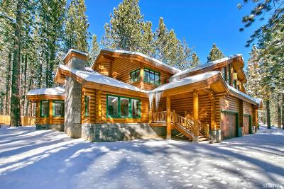 South Lake Tahoe Single Family Home For Sale: 3633 Tamarack Avenue