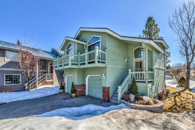 South Lake Tahoe Single Family Home For Sale: 611 Alpine Drive
