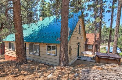 South Lake Tahoe Single Family Home For Sale: 3741 Verdon Lane