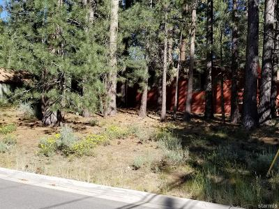 South Lake Tahoe Residential Lots & Land For Sale: 2674 Kubel Avenue
