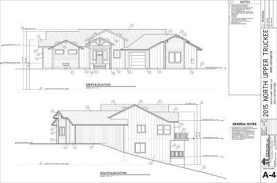 South Lake Tahoe Residential Lots & Land For Sale: 2015 N Upper Truckee Road