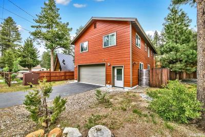 Single Family Home For Sale: 2717 S Upper Truckee Road