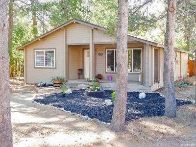 South Lake Tahoe CA Single Family Home For Sale: $489,000