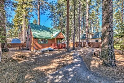 Single Family Home For Sale: 880 Tahoe Island Drive