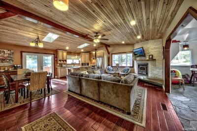 South Lake Tahoe Single Family Home For Sale: 3187 Pioneer Trail