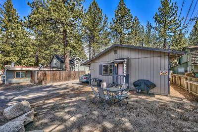 South Lake Tahoe Multi Family Home For Sale: 2488 Palmira Avenue