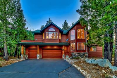 Single Family Home For Sale: 3442 S Upper Truckee Road