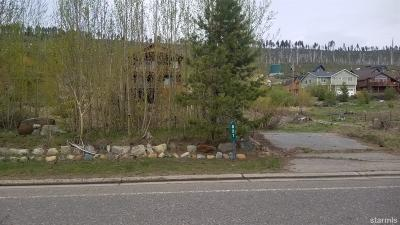 South Lake Tahoe Residential Lots & Land For Sale: 821 Lake Tahoe Boulevard