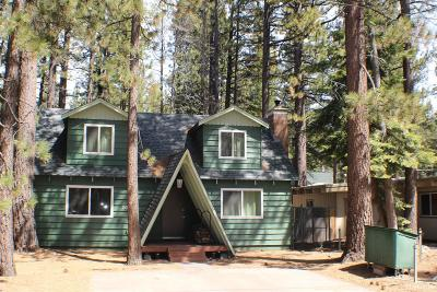 South Lake Tahoe Single Family Home For Sale: 709 Patricia Lane