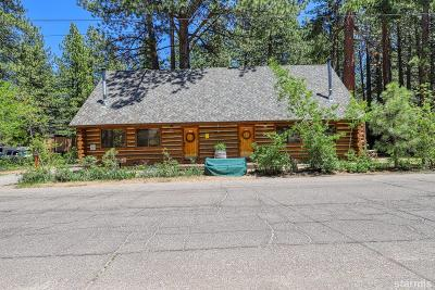 South Lake Tahoe Multi Family Home For Sale: 3140 Sacramento Avenue